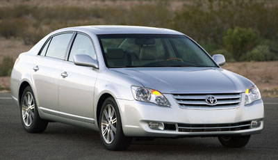 2005 Toyota Avalon Review