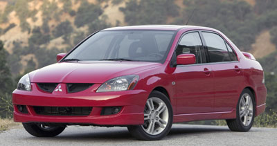 2005 mitsubishi lancer review