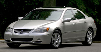 2005 Acura RL Review
