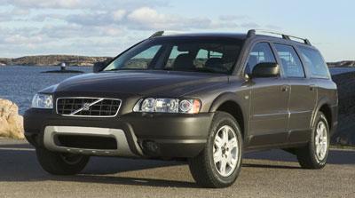 Volvo xc 70 cross country