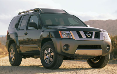 2005 Nissan Xterra Review