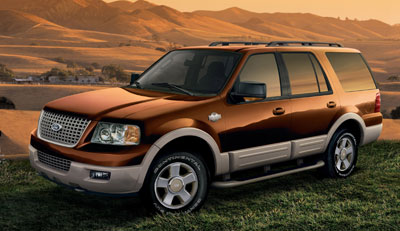 Ford Expedition Review - 2006 expedition