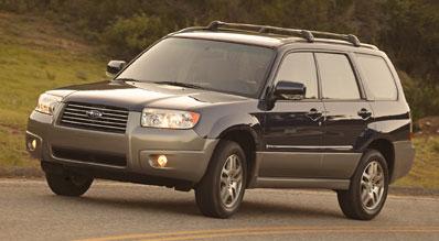 2006 Subaru Forester Review