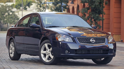 2006 Nissan Altima Review