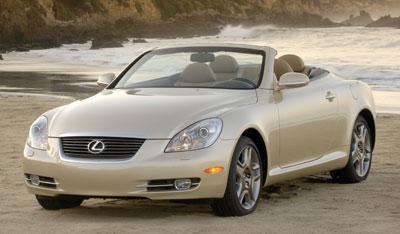 2006 Lexus SC 430 Review