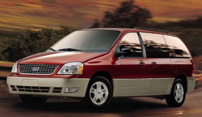 Ford Freestar Review - 2006 freestar