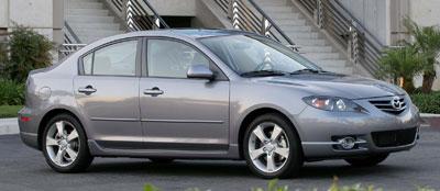 Good 2006 Mazda 3