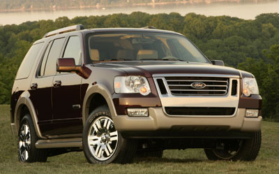 Ford Explorer Review - 2006 explorer