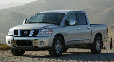 Lovely 2006 Nissan Titan