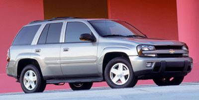 2006 Chevrolet TrailBlazer EXT LS 4x4 in Superior Blue Metallic ...