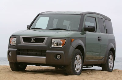 2006 Honda Element Review