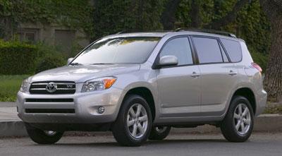 Toyota RAV Review - 2006 rav4