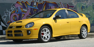 2006 Dodge Neon Review