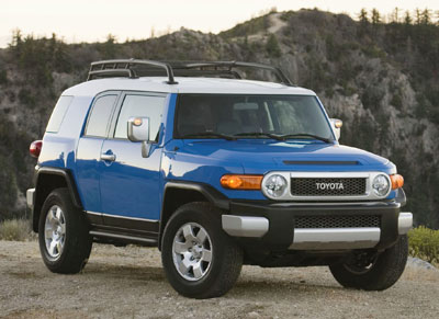 Toyota Build And Price >> 2007 Toyota FJ Cruiser Review