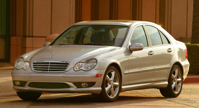 Beautiful 2006 Mercedes Benz C Class