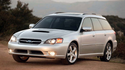 Used Alfa Romeo >> 2006 Subaru Legacy Review