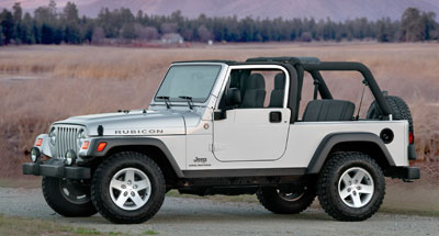 2006 Jeep Wrangler Review