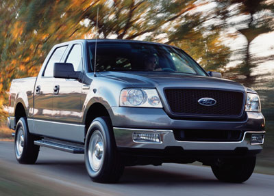 Ford Truck Towing Capacity >> 2004 Ford F-150 Review