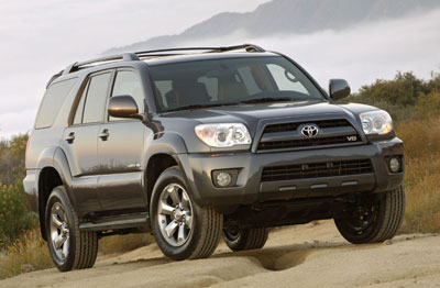 2006 Toyota 4Runner Review