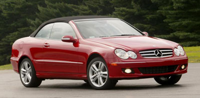 2006 Mercedes Benz Clk Cl