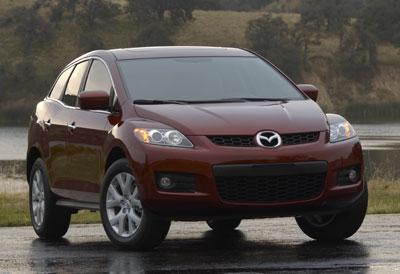 2007 Mazda CX 7