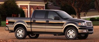 2007 ford f150 lariat 4x4 specs