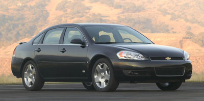 2007 Chevrolet Impala Review