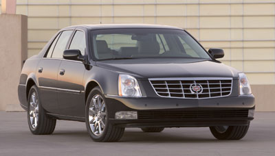 2007 Cadillac DTS Review