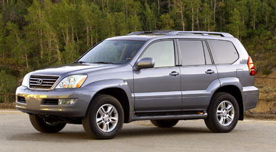 2007 lexus gx 470 reviews
