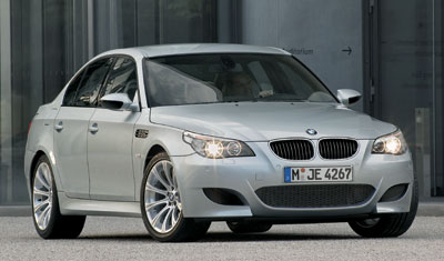 2007 BMW 5 Series Review