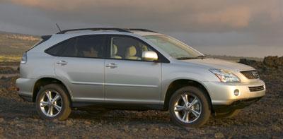 2007 Lexus Rx Review