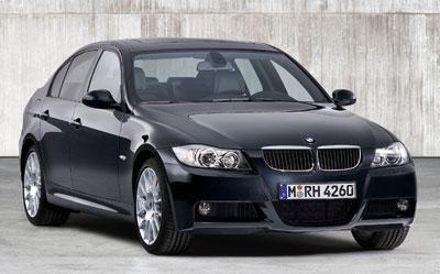 2007 BMW 3 Series Sedan