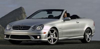 2007 Mercedes Benz CLK Class