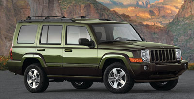 Awesome 2007 Jeep Commander