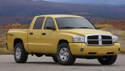 2007 Dodge Dakota Review
