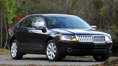 Suzuki Car Dealership >> 2007 Lincoln MKZ Review