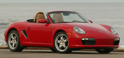 2007 porsche boxster review rh newcartestdrive com Automatic Tiptronic Paddle Shifters BMW Steptronic