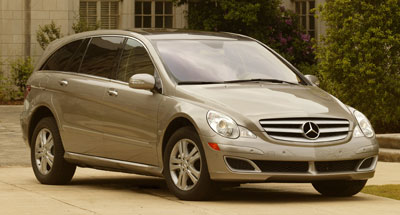 New Mercedes Minivan >> 2007 Mercedes-Benz R-Class Review