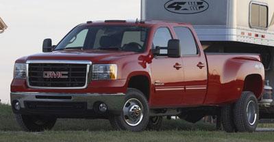 2007 GMC Sierra HD