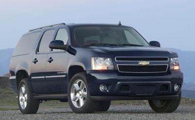 2007 Chevrolet Suburban Review