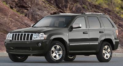 2007 Jeep Grand Cherokee Laredo >> 2007 Jeep Grand Cherokee Review