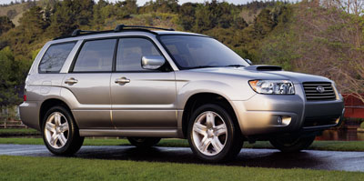Subaru forester 2007 review