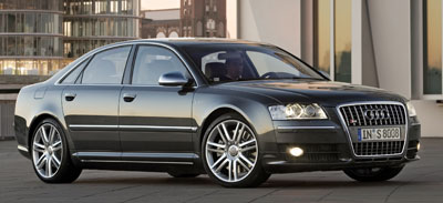 2007 Audi A8 Review