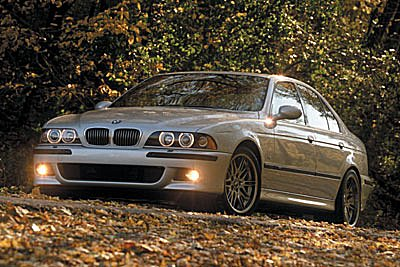 2001 BMW M5 Review