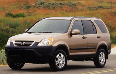 Attractive 2003 Honda CR V