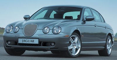 High Quality 2003 Jaguar S Type