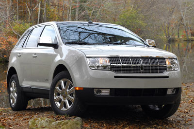 Suv With Third Row >> 2007 Lincoln MKX Review