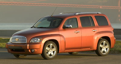 2007 chevy hhr lt reviews