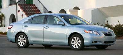 2008 toyota camry hybrid review kelley blue book autos post. Black Bedroom Furniture Sets. Home Design Ideas