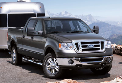 Ford F Review - 2008 f150